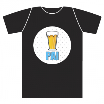 Pack t-shirts BEER pai + menino