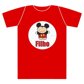 T-shirt kids extra Mickey