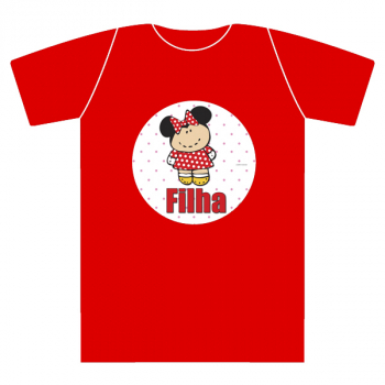 T-shirt kids extra Minnie